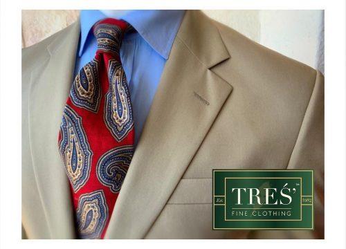 Tres' Fine Clothing