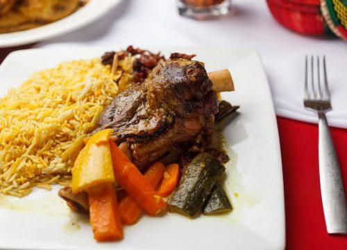 Red Sea Ethiopian & Mediterranean Restaurant