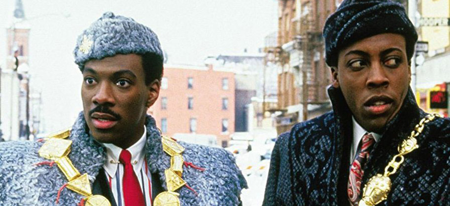 Coming 2 America is headed to Prime Video