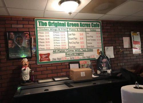 Green Acres Cafe