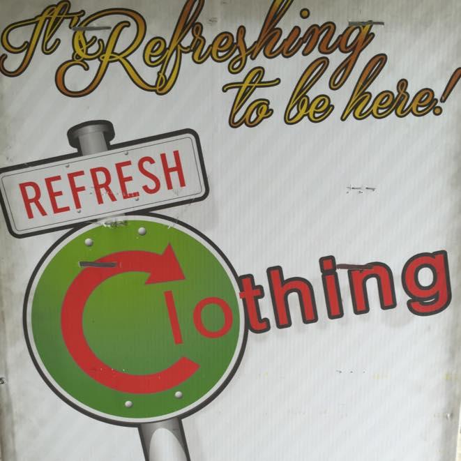Refresh Clothing for Men