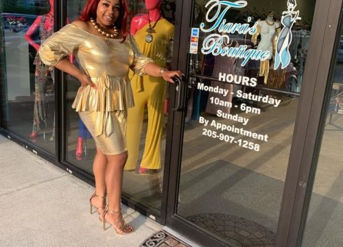Tiara's Boutique