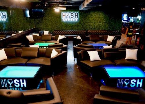 Hush Lounge
