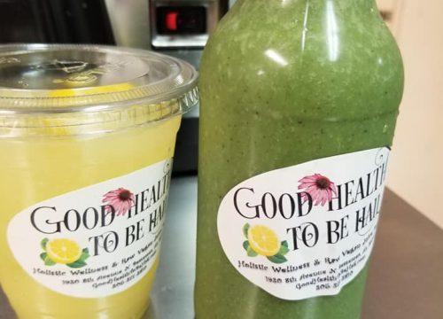 Good Health Cafe & Juice Bar
