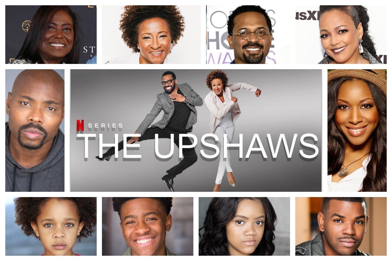 Netflix's Newest Black Sitcom: 'The Upshaws'