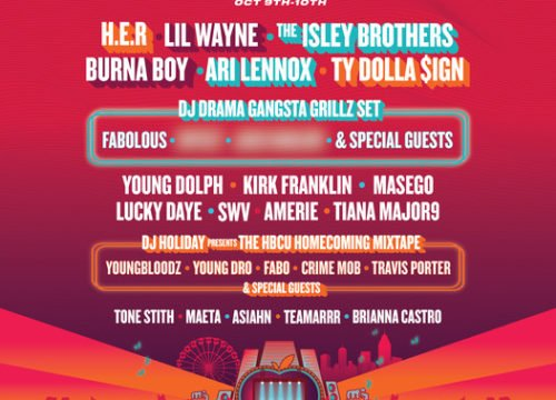 One Music Fest (Oct 9 – 10, 2021)