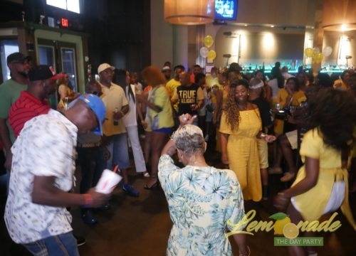 Save The Date: Lemonade The Day Party (August 21)